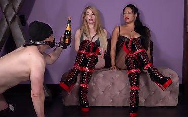 Mistress Kayla Alexis Kim torture