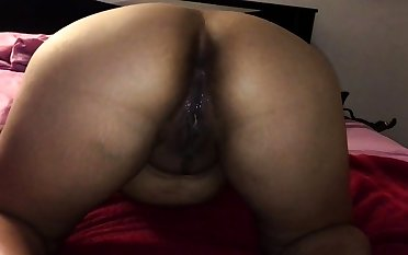 Latina girl fucked in the arse