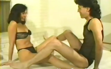 Retro group dealings video with a kinky grown up couple and a sexy pretty good