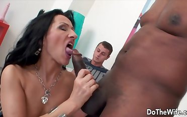 Cuckolds Watching Their Wives Swell up a Big Cock Compilation 14