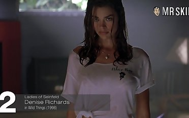 Some quite explicit scenes with charming lady named Teri Hatcher