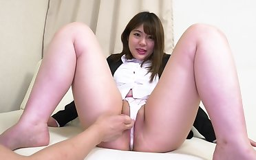 Natsumi Hayakawa I Only Have Here Non-professional Av Interview I Want You