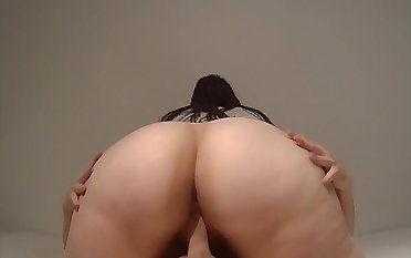 Big butt amateur hardcore