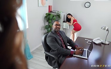 Hardcore aggravation drilling between lesbians Jane Wilde and Rocky Emerson