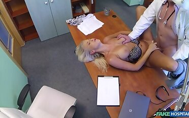 Doctor's Hot Become man Demands To Be Fucked
