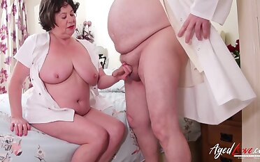 Drenched mature sexhole in need of hardcore sexual coition gets what deserves