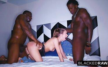 Interracial Meet 'n Meat with Jill