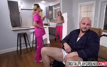 XXX Porn video - Meals On Wheels