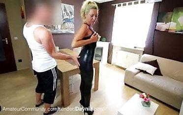 Blonde Deutsche Nutte