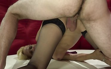 Sensual pussy romance for curvy ass Payton Leigh