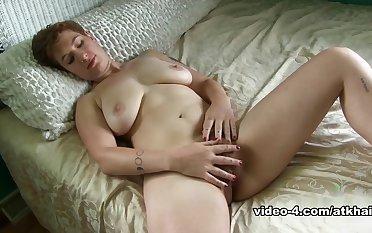 Crazy pornstar in Fabulous Redhead, Big Tits porn movie