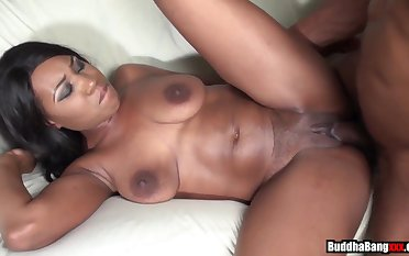 Tempting Ebony Bootie (1st Time At bottom Cam-anal) - voyeur