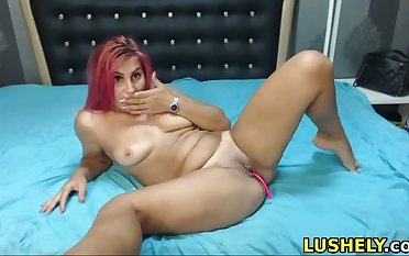 be in charge punk fingerfucks say no to juicy pussy on webcam